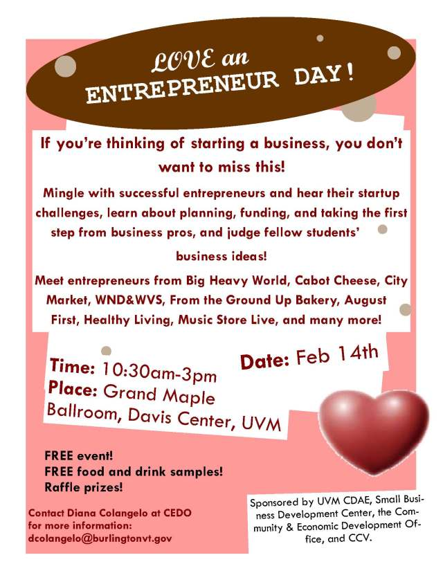 Love an Entrepreneur Day PDF