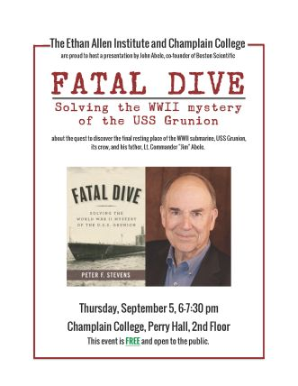 Fatal Dive Poster