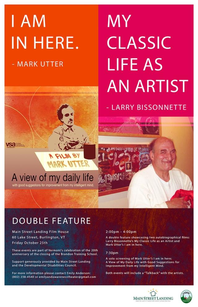 Bissonnette and Utter poster